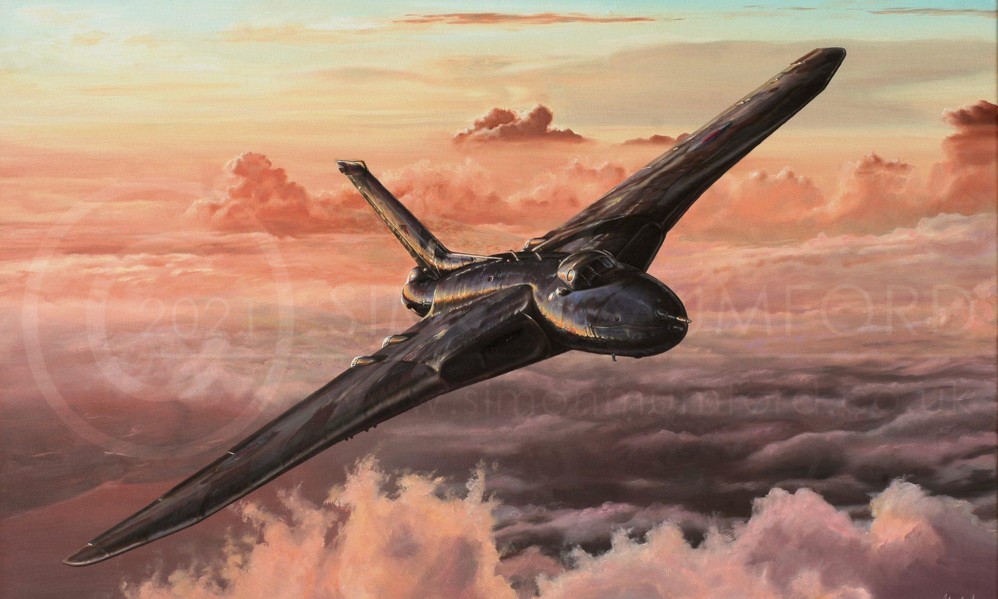 Simon Mumford Aviation Art